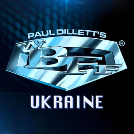 Логотип WBFF UKRAINE
